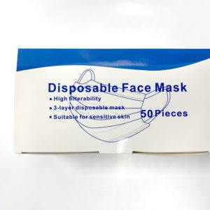 3-Lagige OP-Masken 3PLY klasse 1