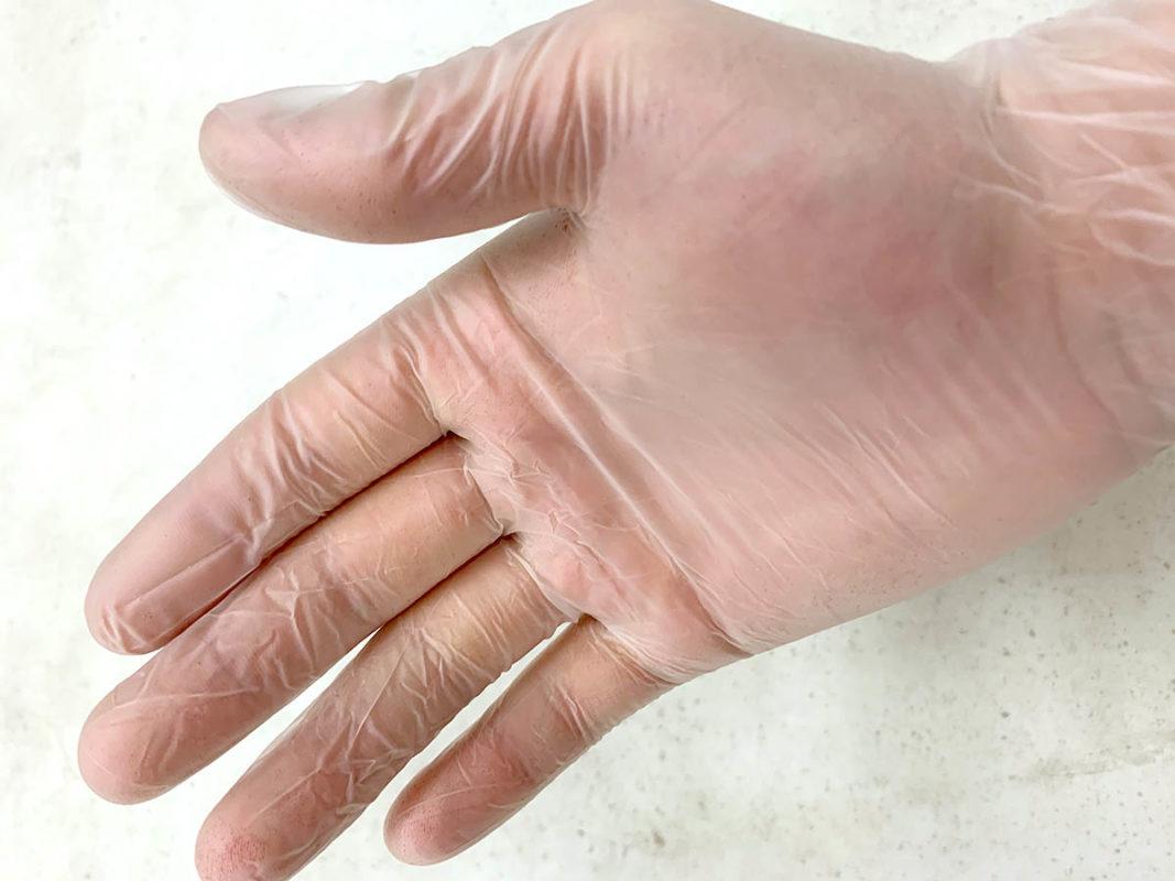 Handschuhe Tragekomfort